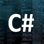 29-C# Programlamaya Giriş E-Eğitimi